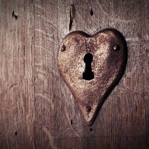 heart, castle, love